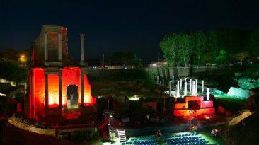 teatro Volterra processo a Socrate