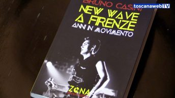 new wave a Firenze, il libro di Bruno Casini